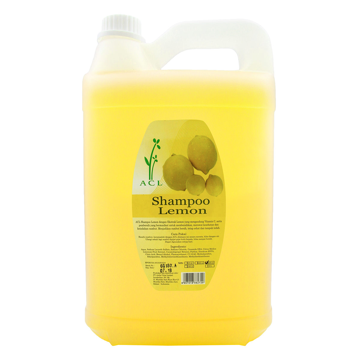 ACL - Shampoo Lemon (5000 ml)_sfw (1)