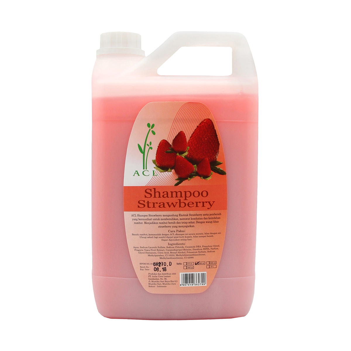 ACL - Shampoo Strawberry (2000 ml)_sfw (1)