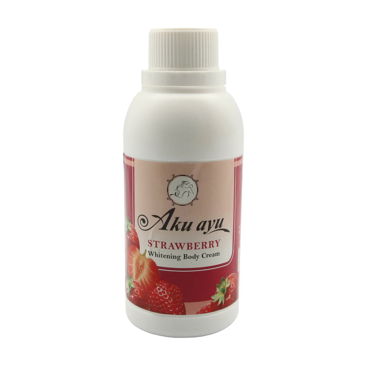 Aku-Ayu-Strawberry-Whitening-Body-Cream-(250-ml)-sfw(1)
