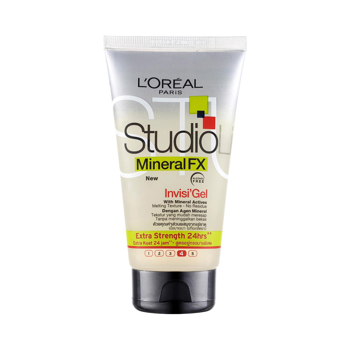 L'oreal Paris - Mineral FX Invisi'Gel Extra Strength (150 ml)_sfw (1)