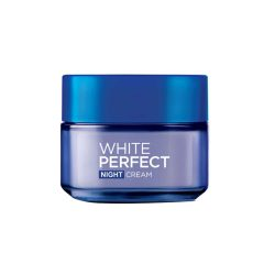 L'oreal Paris - White Perfect Night Cream (50-ml)-sfw