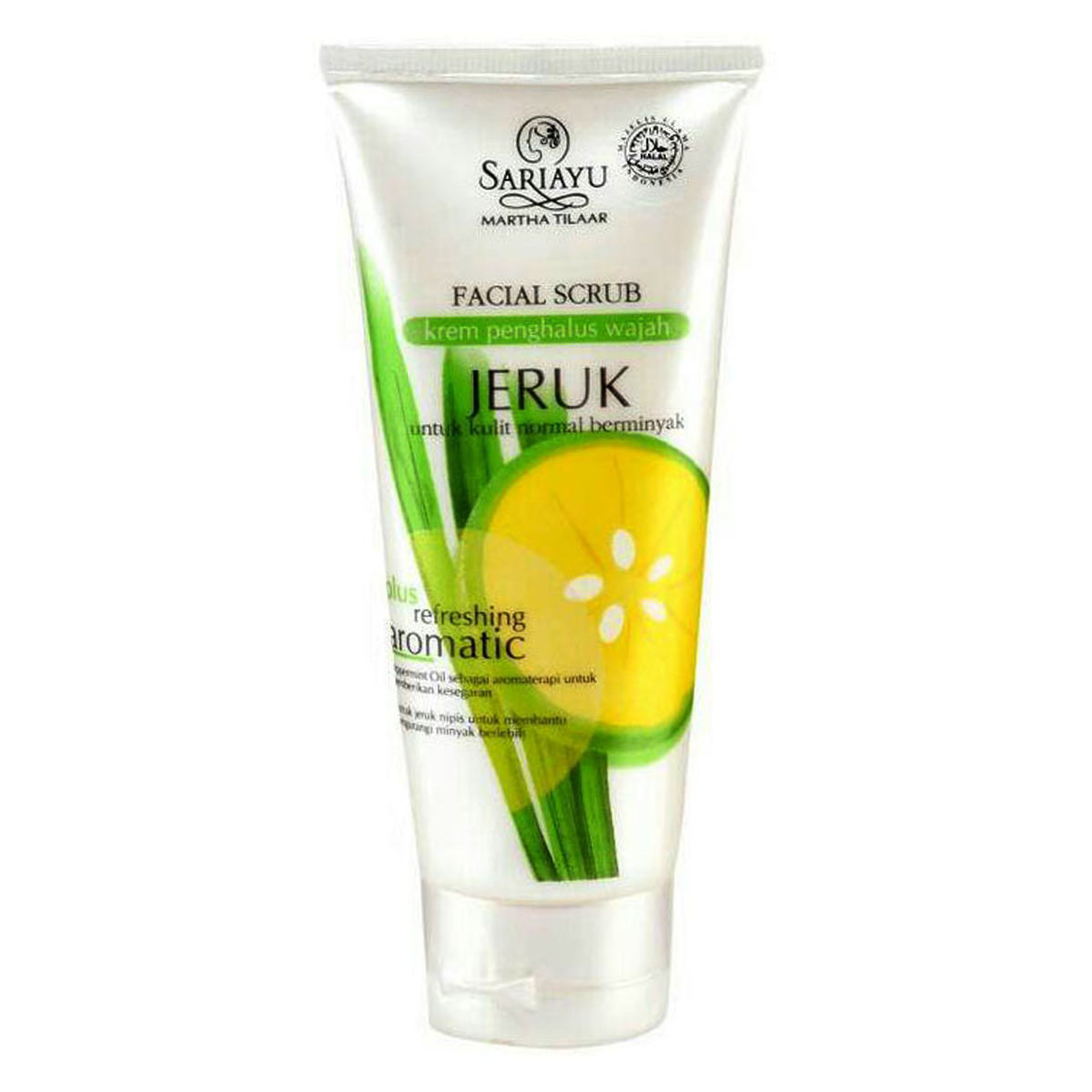 Sariayu---Facial-Scrub-Jeruk-Plus-Refreshing-Aromatic-sfw