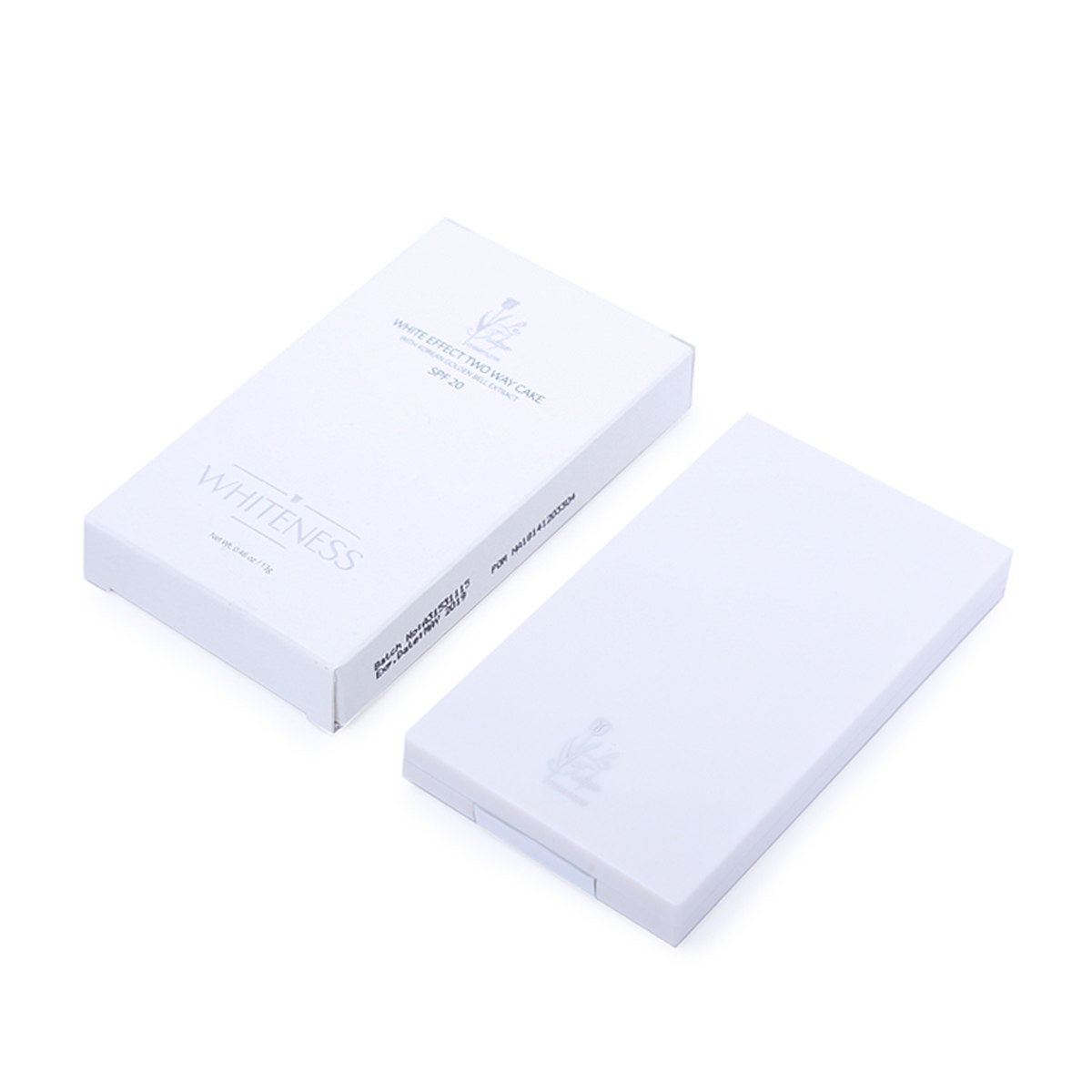 Fanbo Fantastic Compact Powder 02 Natural. Source · White-Effect-Two-Way