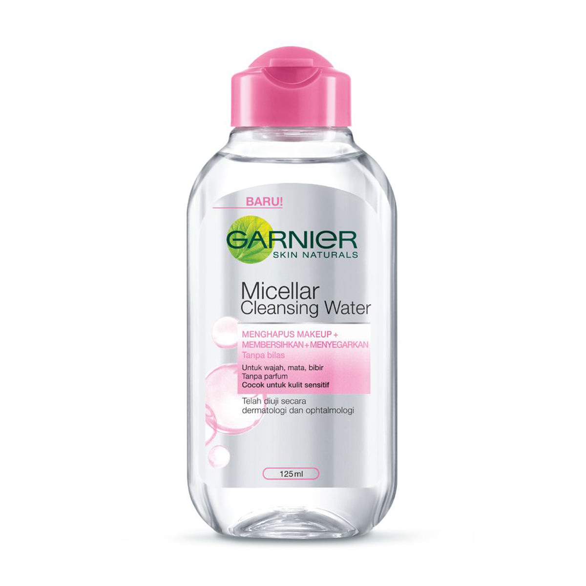 Garnier Micellar Cleansing Water 125 Ml Pro Beauty Care 125ml Sfw