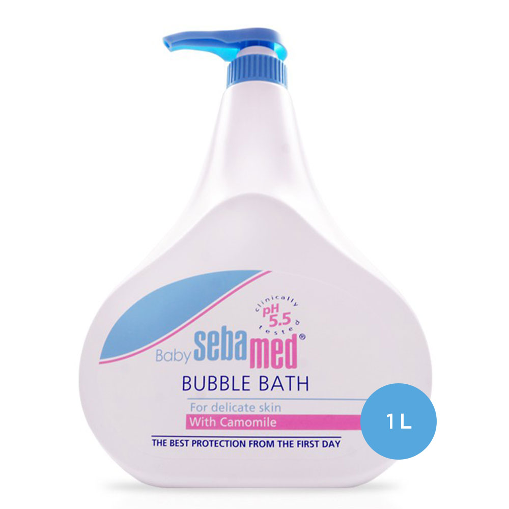 Sebamed - Baby Bubble Bath (1000 ml) - sfw - 1