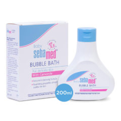 Sebamed - Baby Bubble Bath (200 ml) - sfw - 1