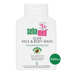 Sebamed - Olive Face _ Body Wash (200 ml).jpg - sfw - 1