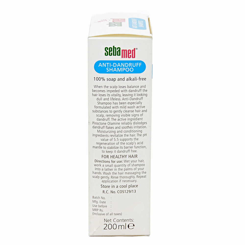 Sebamed – Shampoo Anti Dandruff (200 ml) – sfw – 4
